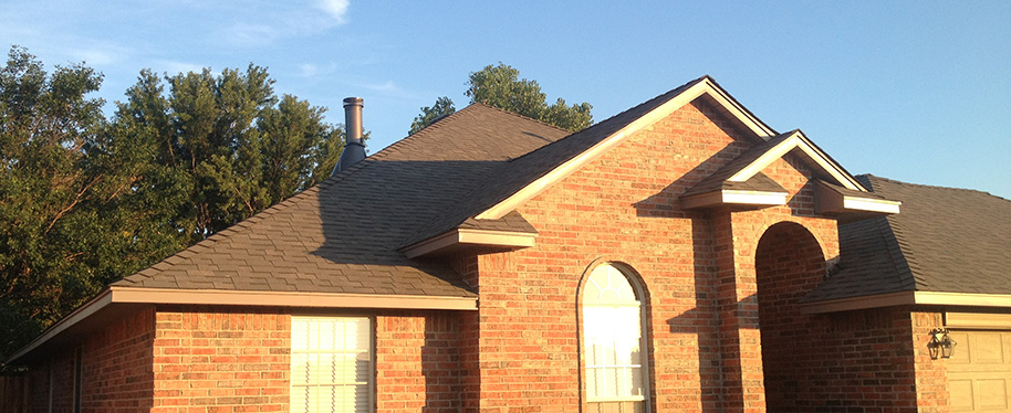 Architectural Shingle Roof
