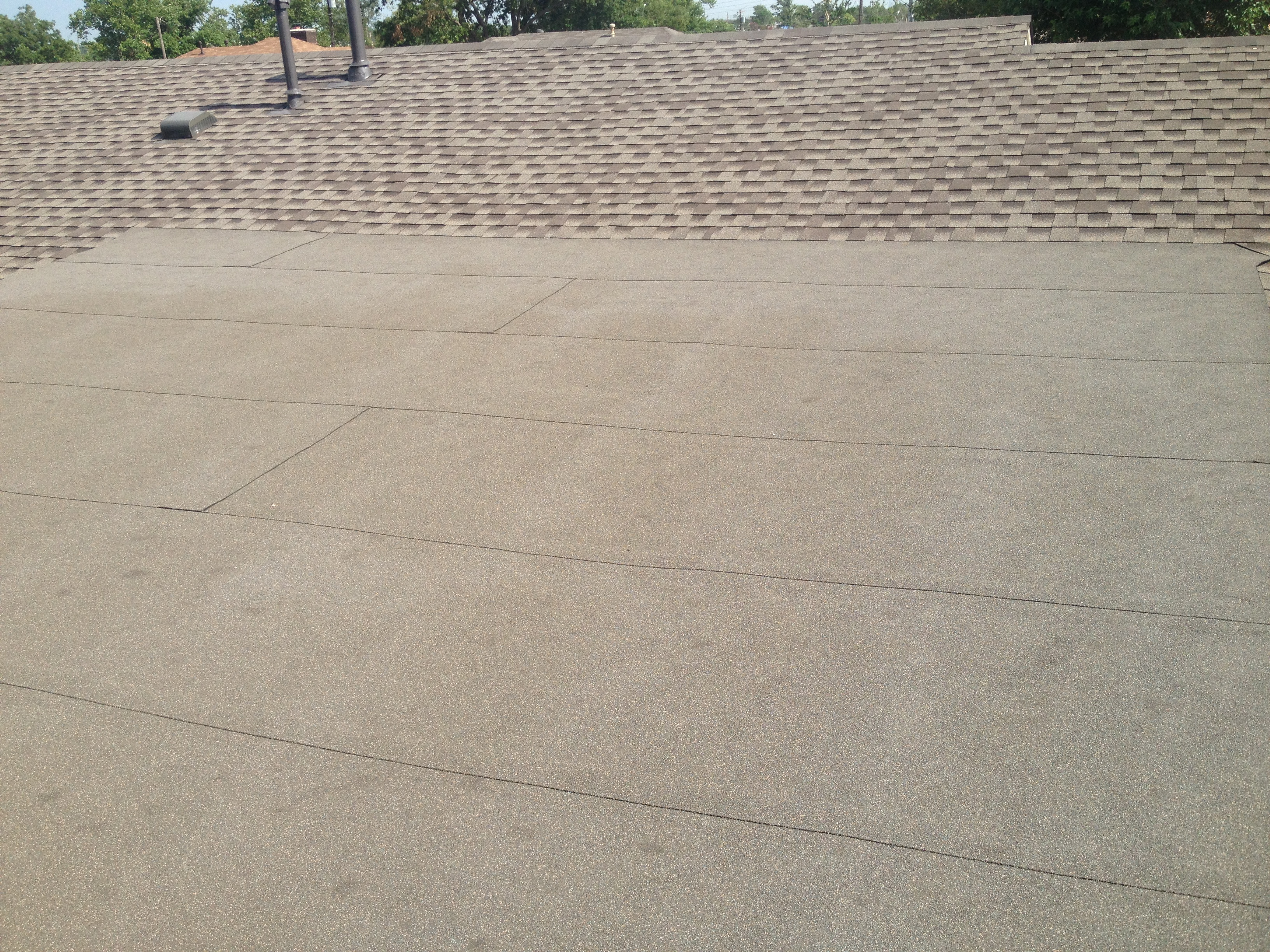 Low Slope Roofing Products